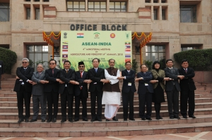 India and Southeast Asian nations commit to climate smart agriculture