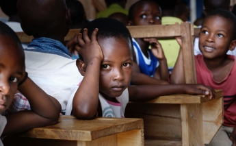 Conflict and disaster forces 59 million young people into illiteracy, UNICEF reports