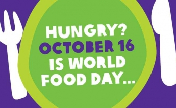 World Food Day – 16 October 2018