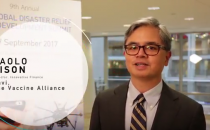 Interview with Paolo Sison, GAVI - Global Disaster Relief and Development Summit 2017