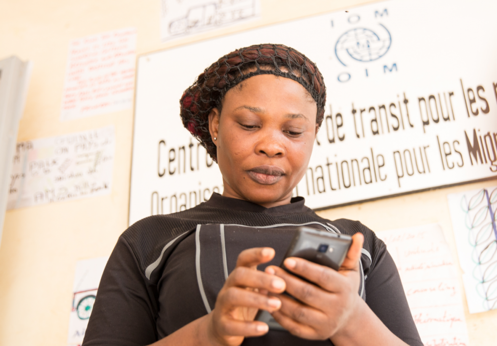 The UN has launched a new app to empower migrants in Africa