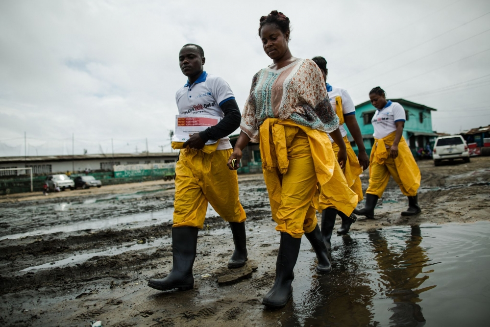 Ebola crisis in DRC could last for another six months